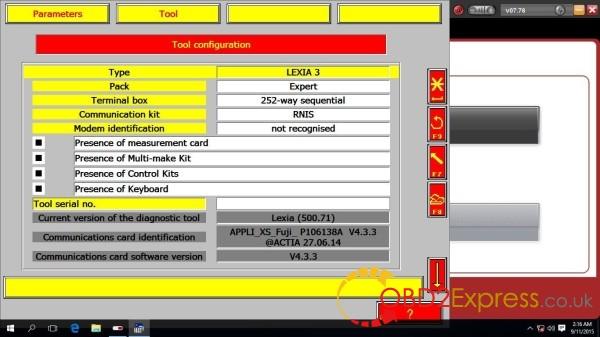 Diagbox V7.76 Software display-2
