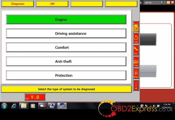 Diagbox V7.76 software-3