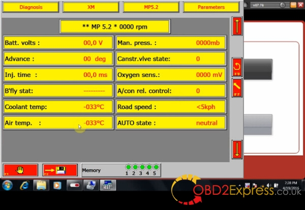 Diagbox V7.76 software-4