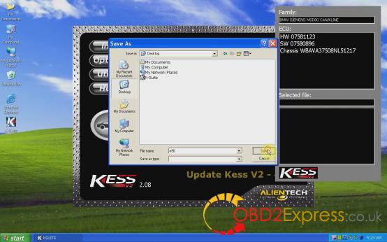 Firmware 4.036 Kess V2 Installation 7 - Firmware 4.036 Kess V2 Master Truck ECU programmer Installation -