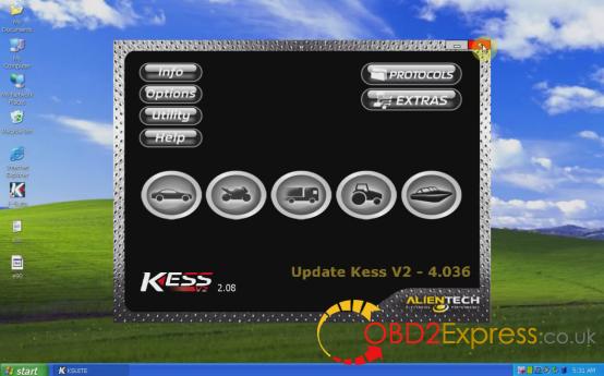 Firmware 4.036 Kess V2 Installation 8 - Firmware 4.036 Kess V2 Master Truck ECU programmer Installation -