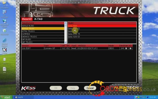 KESS V2 V4.036 truck-17