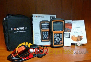foxwell nt500 package - Review on Foxwell NT510 Multi-system Scanner