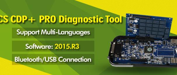 2015.R3 TCS CDP+ PRO Diagnostic Tool