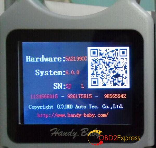 CBAY Handy Baby V6.0 update 0 600x569 - CBAY Handy Baby V6.0 update and download