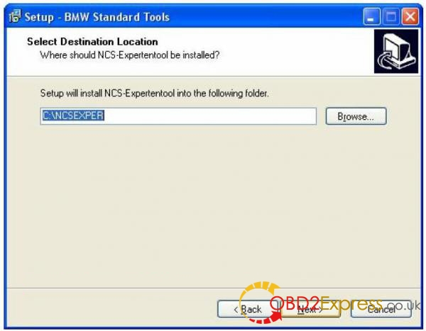 How to install INPA 5.0.2 BMW_09