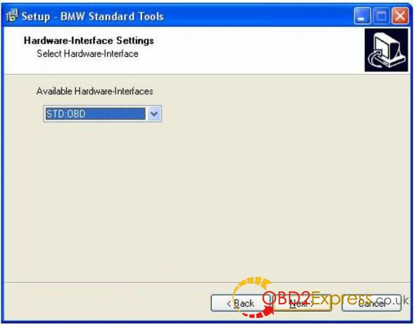 How to install INPA 5.0.2 BMW 12 600x472 - Free Download BMW INPA 5.0.2 EDIABAS to install on Windows XP