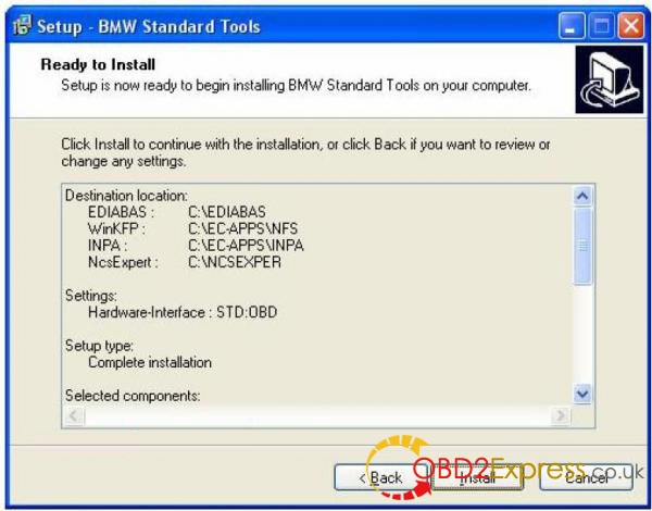 How to install INPA 5.0.2 BMW_14