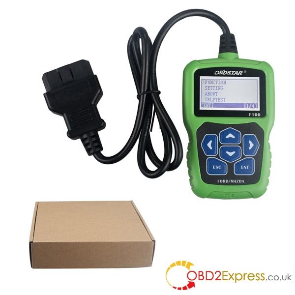 OBDSTAR F100 Odometer adjustment-0