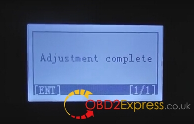 OBDSTAR F100 Odometer adjustment-11