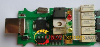 True V1.39 Firmware PCB