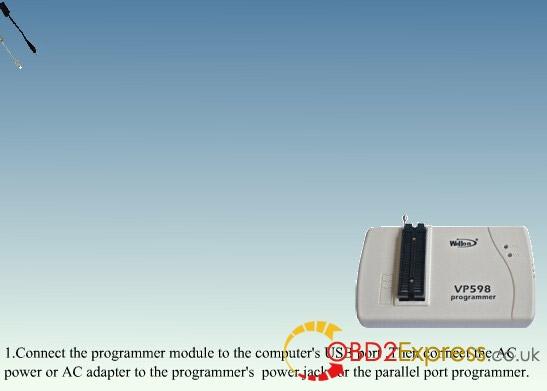 wellon vp598 programmer software 1 - Original Wellon VP598 universal programmer run faster than VP390, how much? -