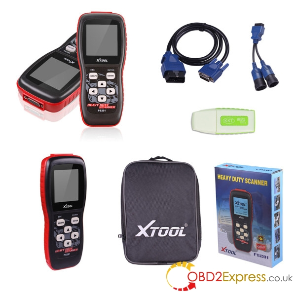 xtool ps201 package