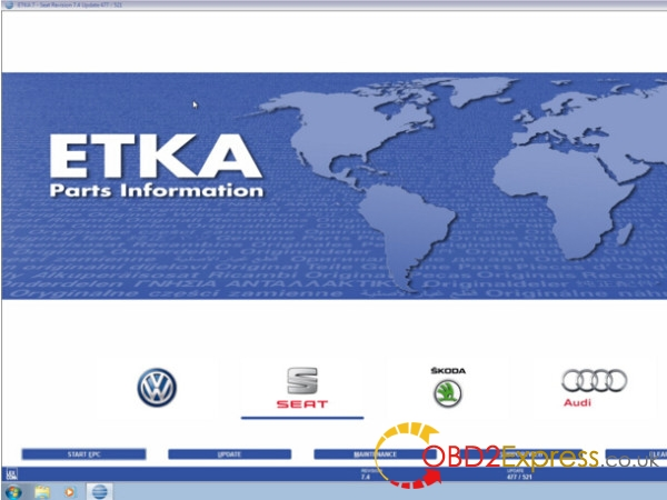 2016 etka 7.4 7.5 1 600x450 - 07.2016 Volkswagen ETKA 7.5 International Free Download