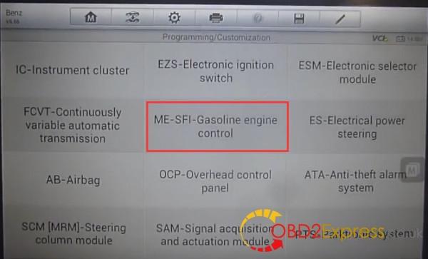Autel-MS908P-Mercedes-SCN-coding-15