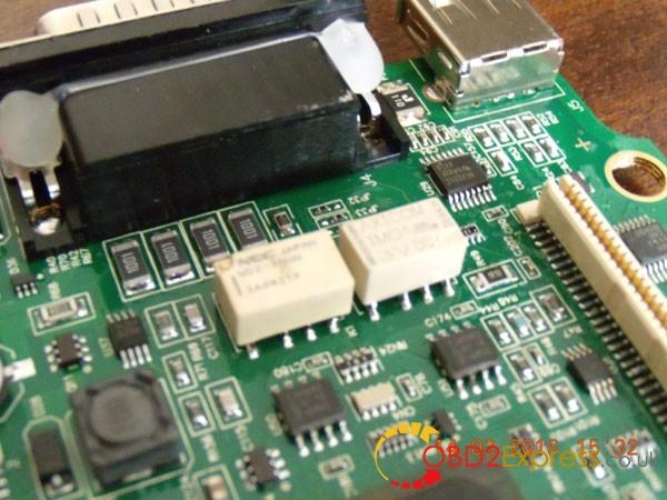 VCM2 SP177 pcb 5 600x450 - So-called BEST Ford VCM2 obd2express display vs. user received