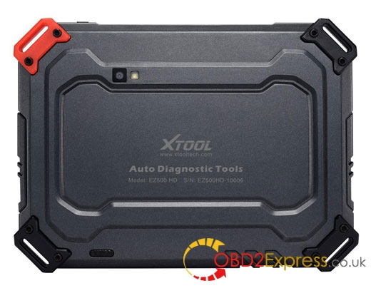 XTOOL EZ500 HD-2