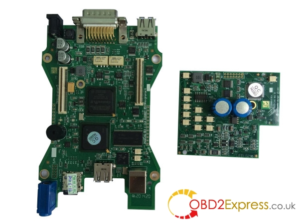ford vcm 2 pcb board 600x450 - So-called BEST Ford VCM2 obd2express display vs. user received