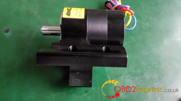 ikeycutter condor xc mini master component 9 600x336 - iKeycutter CONDOR XC-MINI Key Cutting Machine Details Picture