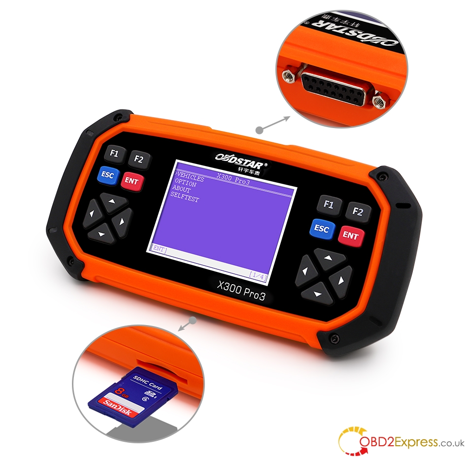 New-OBDSTAR-X300-PRO3-Key-Master-OBDII-X300-Key-Programmer-Odometer-Correction-Tool-EEPROM-PIC-English