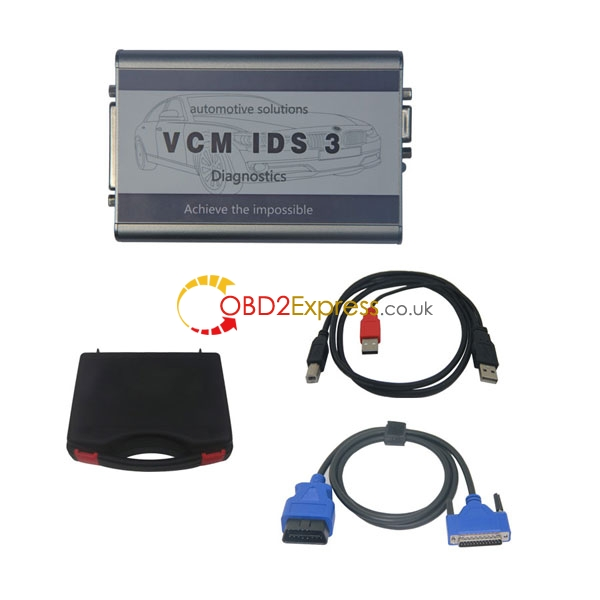 vcm ids3 diagnostic scanner tool ford mazda 4 - FLY OBD Ford/mazda VCM IDS 3 multi-language diagnosic tool overview - vcm-ids3-diagnostic-scanner-tool-ford-mazda-4