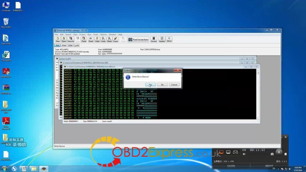 Xprog software v5.7.0 read write mcu 17 600x338 - How to install Xprog-m v5.7.0 software on Windows 7 64bit