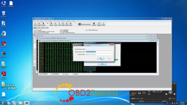 Xprog software v5.7.0 read write mcu 19 600x338 - How to install Xprog-m v5.7.0 software on Windows 7 64bit