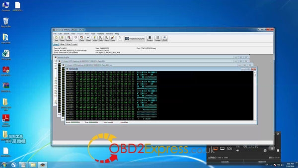 Xprog software v5.7.0 read write mcu 22 600x338 - How to install Xprog-m v5.7.0 software on Windows 7 64bit