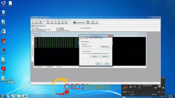 Xprog software v5.7.0 read write mcu 7 600x338 - How to install Xprog-m v5.7.0 software on Windows 7 64bit