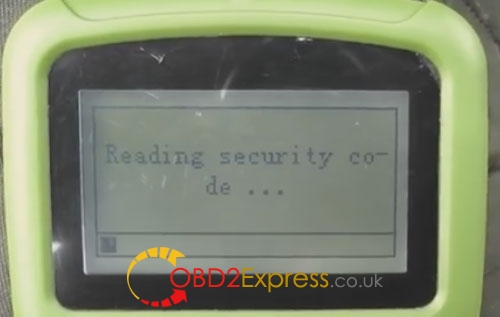 OBDSTAR F108 plus Read Security Code Peugeot 7 - OBDSTAR F108+ Read Security Code for Peugeot Quickly and Easily - obdstar-f108-plus-read-security-code-peugeot-7