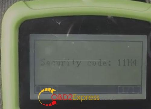 OBDSTAR F108 plus Read Security Code Peugeot 8 - OBDSTAR F108+ Read Security Code for Peugeot Quickly and Easily - obdstar-f108-plus-read-security-code-peugeot-8