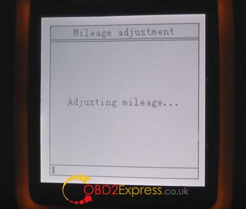 obdstar-x300m-adjust kilométrage-volvo-s80-2008-15