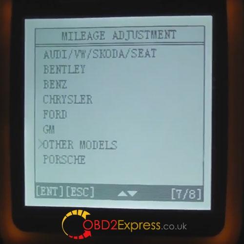 obdstar-x300m-adjust kilométrage-volvo-s80-2008-5