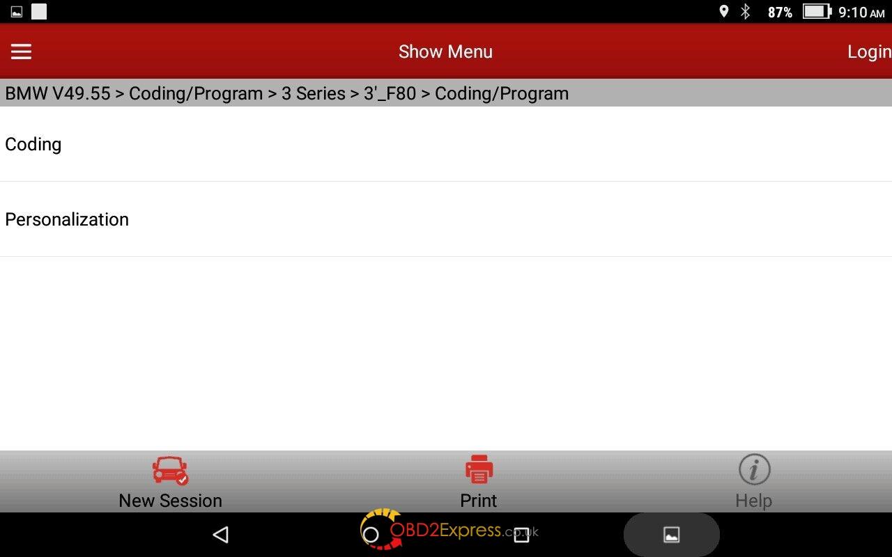 Bmw Software Update Download >> launch-x431-v-8inch-BMW-program – OBDexpress.co.uk Official Blog