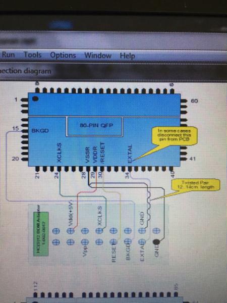 Xprog read 2014 Crafter 2 450x600 - Xprog programmer read 2014 Crafter mc9s12xdt384