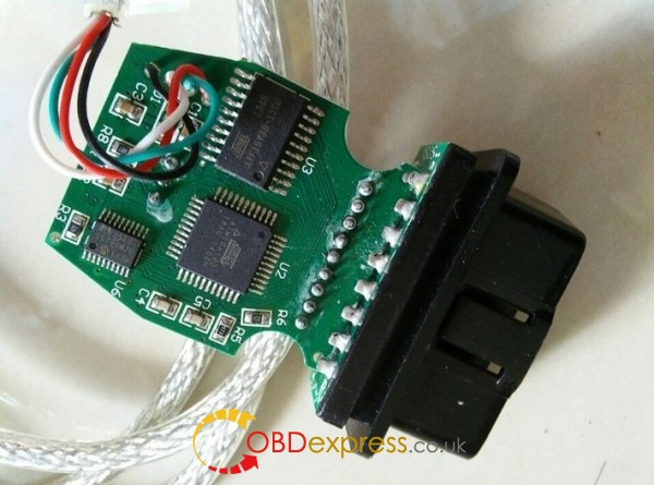 K+DCAN cable-pcb board--3