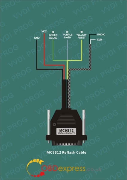 vvdi-prog-mc9s12-reflash-cable-wiring-diagram