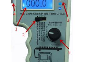 CR508-Common-Rail-Pressure-Tester