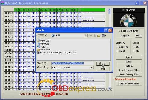 R280-BMW-CAS4-programmer-read-write-5M48H-eeprom-(23)