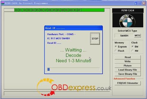 R280-BMW-CAS4-programmer-read-write-5M48H-eeprom-(4)