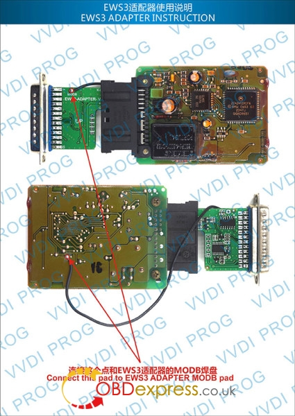 VVDI-PROG-EWS3-ADAPTER-INSTRUCTION