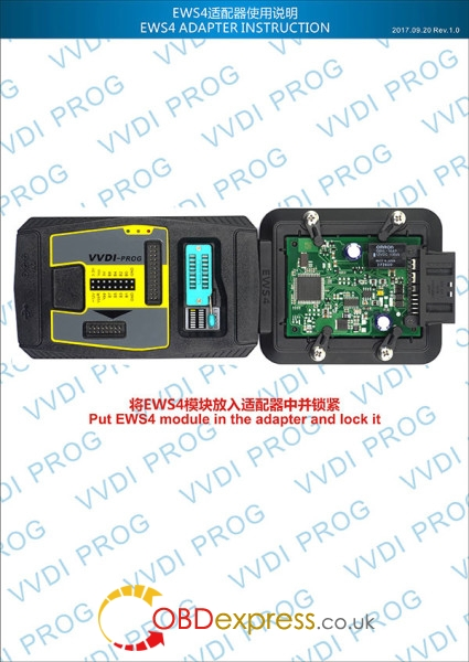 VVDI-PROG-EWS4-ADAPTER-INSTRUCTION