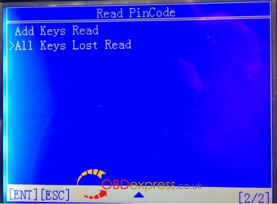 free pin code reading for peugeot citroen ds all keys lost 1 - OBDSTAR X300 DP Adds Free Pin code reading for PSA All key lost
