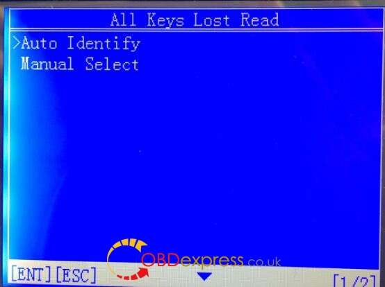 free pin code reading for peugeot citroen ds all keys lost 2 - OBDSTAR X300 DP Adds Free Pin code reading for PSA All key lost