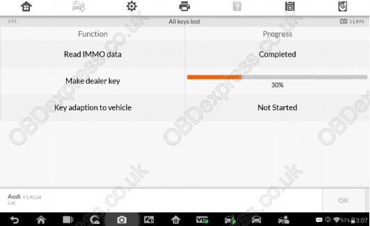 How-to-conduct-2015-Audi-Q5-Key-learning-or-All-keys-lost-with-IM600-14