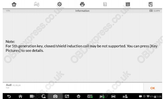 How-to-conduct-2015-Audi-Q5-Key-learning-or-All-keys-lost-with-IM600-7