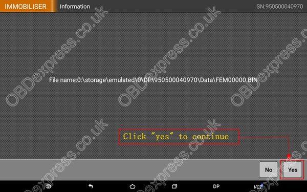 OBDSTAR-X300-DP-BMW-FEM-BDC-Smart-Key-Programming-36