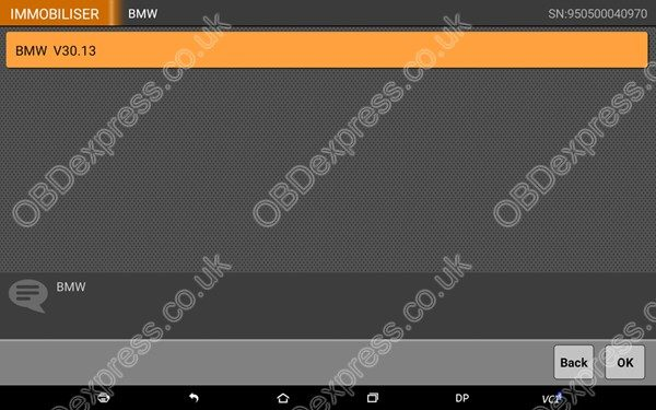 OBDSTAR-X300-DP-BMW-FEM-BDC-Smart-Key-Programming-4