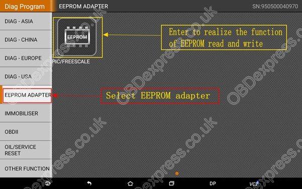 OBDSTAR-X300-DP-BMW-FEM-BDC-Smart-Key-Programming-41