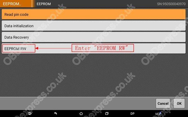 OBDSTAR-X300-DP-BMW-FEM-BDC-Smart-Key-Programming-44